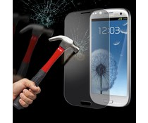Tempered glass, gehard glas screen protector voor Samsung Galaxy S4 mini