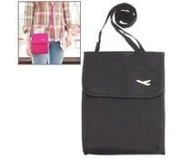 Schattig schoudertasje voor je telefoon en portemonnee, diverse kleuren