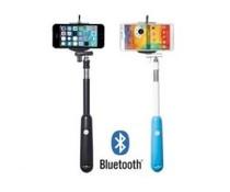 Selfie Stick met ingebouwd Bluetooth knopje
