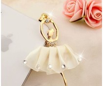 Anti dust plug Ballerina