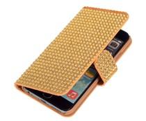 Diamant BlingBling walletcase voor Apple Iphone 6/6S