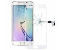 Gebogen Tempered glass voor Samsung Galaxy S6 Edge, transparant