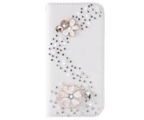 Romantiek blingbling bookcase Samsung Galaxy S7