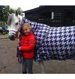 Luba Pony-decke regen/winter mit HALSTEIL 300gr
