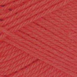 Pure Wool Worsted col. 135 Papaya