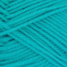 Pure Wool Worsted col. 138 Azure