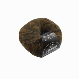 Lanartus Baby Alpaka Silk handdyed col. 4