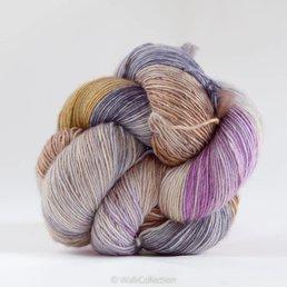 Delicate Silk col. Paisley