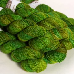 Sock Yarn Fb. Shamrock
