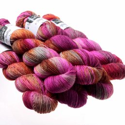 Sock Yarn Fb. Pheasant