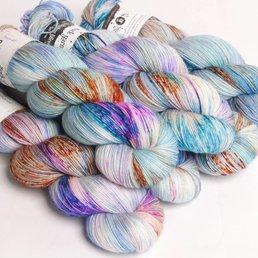 Sock Yarn col. Monet