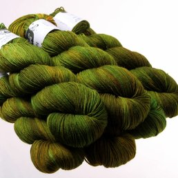 Sock Yarn col. Swamp