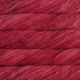 Worsted col. 024 Vermillion