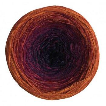 Farbspiele 4-fach Unikat LACE fb. Saftig 900m