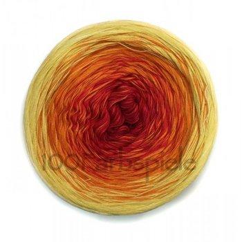 Farbspiele 4-times unicum LACE col. Ringelblume 1090m