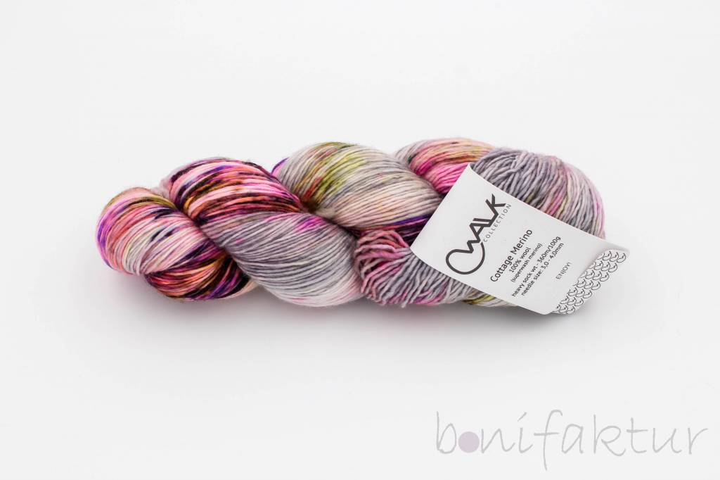Walkcollection Cottage Merino col. Dried Roses - shop