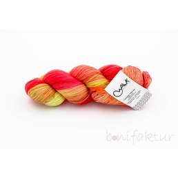 Cottage Merino col. Fire Lily
