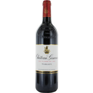 Chateau Giscours Margaux 2010