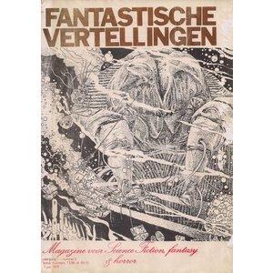 Fantastische Vertellingen, jaargang 1, nummer 2, juli 1979