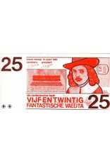 Vijfentwintig Fantastische Valuta - jubileumbiljet