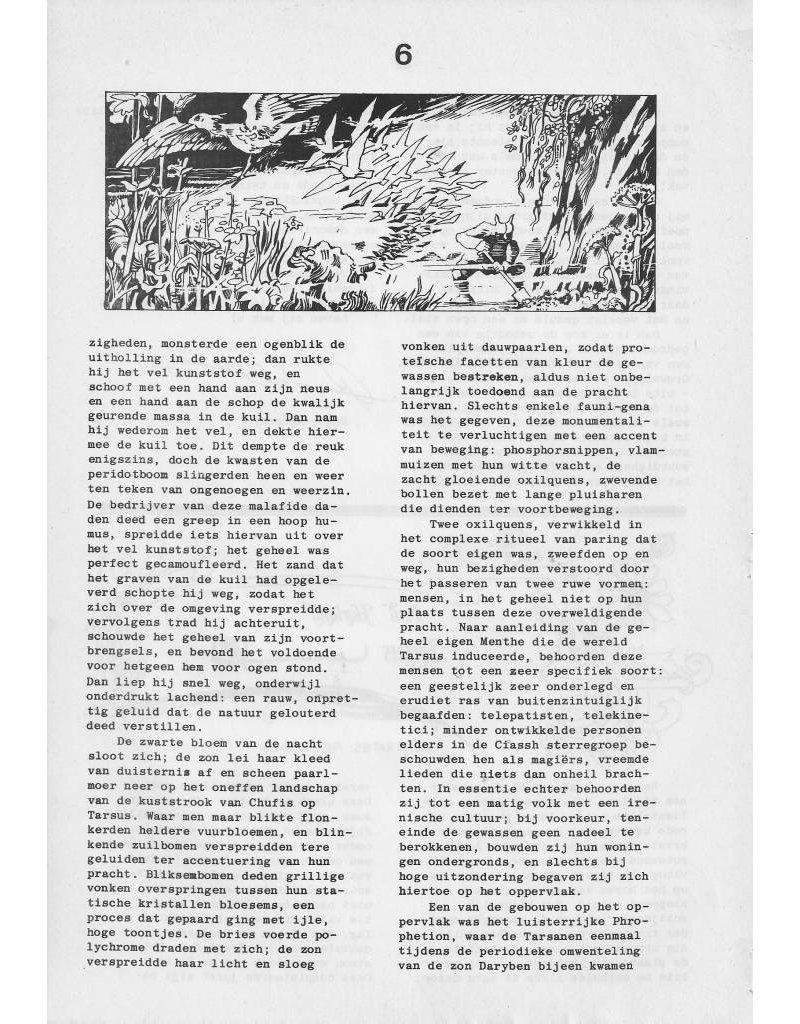 Fantastische Vertellingen, jaargang 3, nummer 10, juli 1981