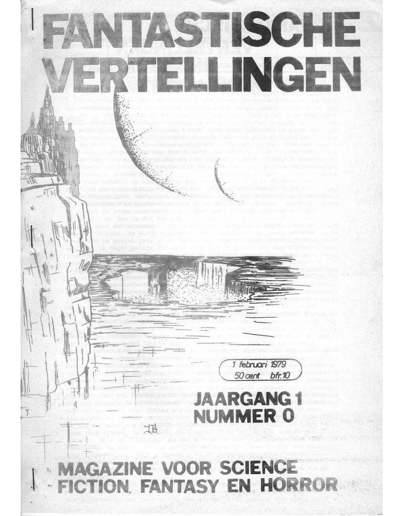 Fantastische Vertellingen, jaargang 1, nummer 0, februari 1979