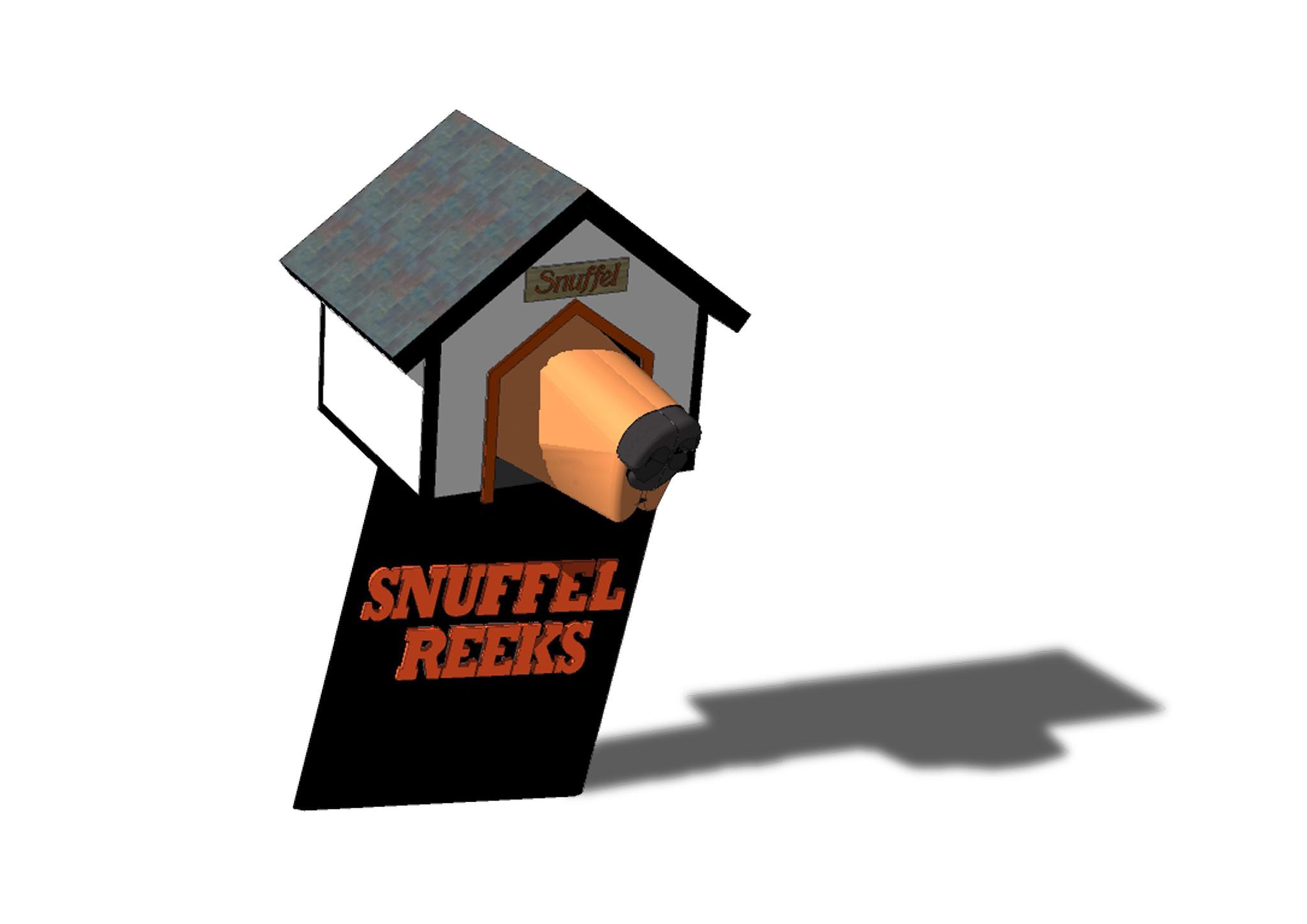 snuffel-reeks logo