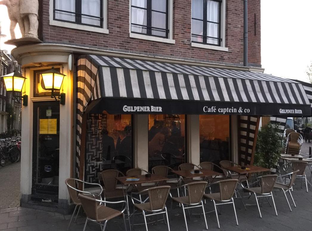Café Capitein & Co, Amsterdam