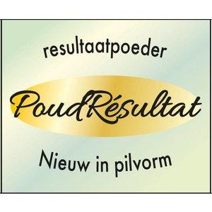 PoudRésultat (Resultaatpoeder - nieuw: in PILVORM)