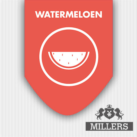 Millers Silverline Watermeloen