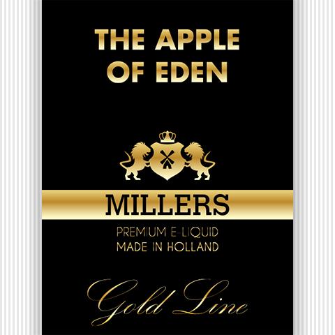 Goldline Millers liquid Apple of Eden