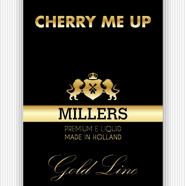 Goldline liquid Millers Cherry Me Up