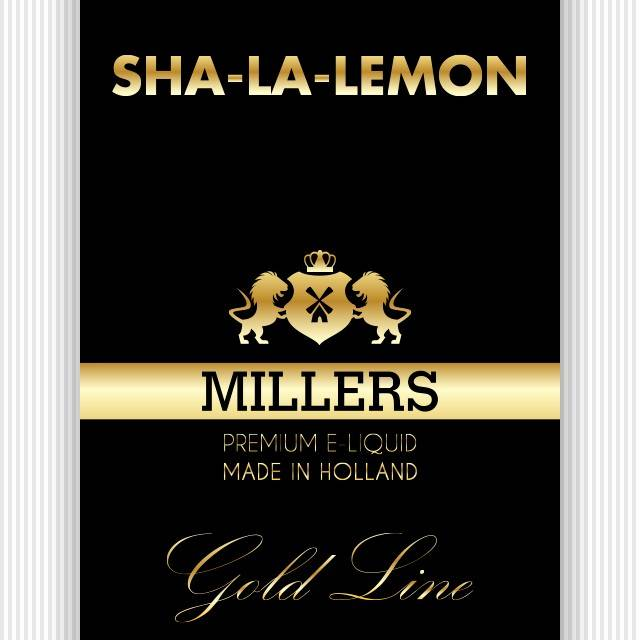 Goldline Millers liquid Sha-La-Lemon