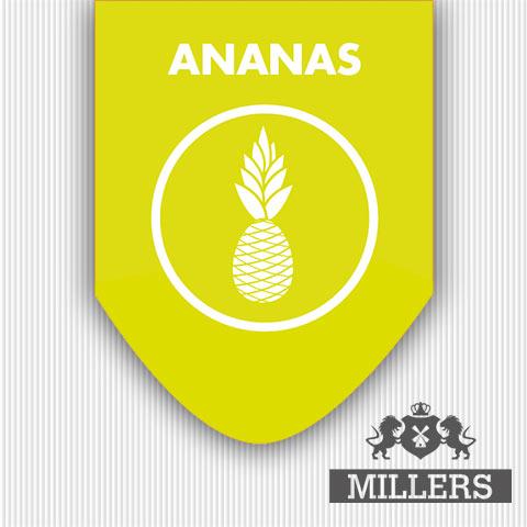 Ananas liquid millers juice silverline