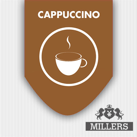Silverline mIllers juice cappuccino