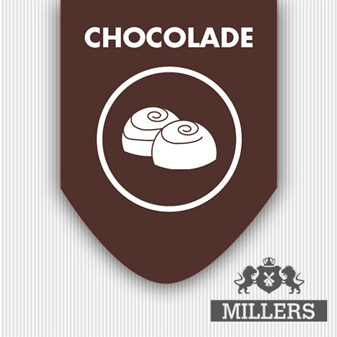 Silverline Millers juice chocolade liquid