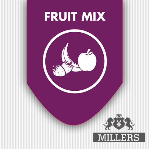 Fruitmis millers juice silverline liquid