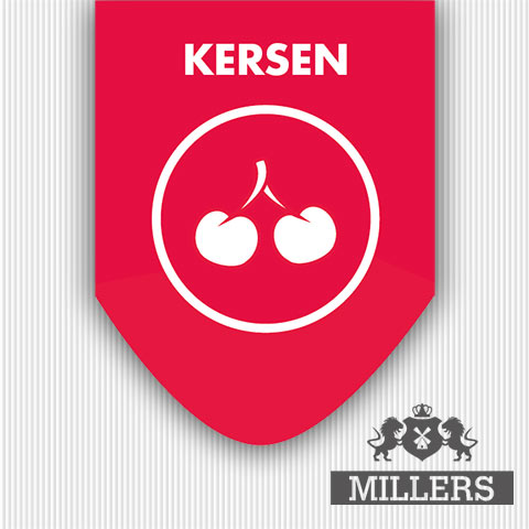 Kersen Liquid millers juice silverline