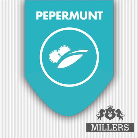 Silverline millers juice pepermunt liquid