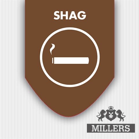 Shag liquid millers juice silverline