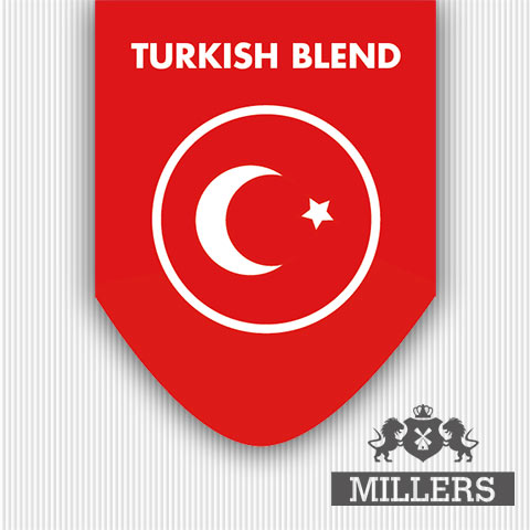 Turkish blend liquid silverline millers juice