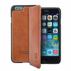 Bugatti BookCover Oslo iPhone 6 Plus - cognac