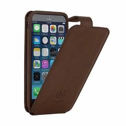 Bugatti FlipCase Milano iPhone 6 - brown