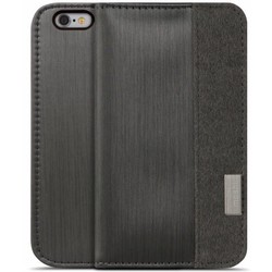 Moshi Overture iPhone 6 / 6s hoesje - Steel Black
