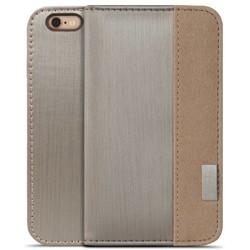 Moshi Overture iPhone 6 / 6s hoesje - Brushed Titan