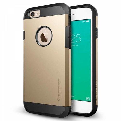 Spigen Tough Armor iPhone 6 / 6s case - Champagne Gold