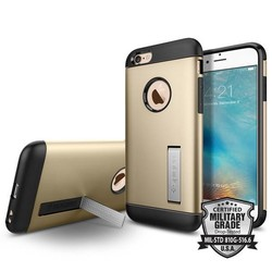 Spigen Slim Armor iPhone 6 / 6s case - Champagne gold