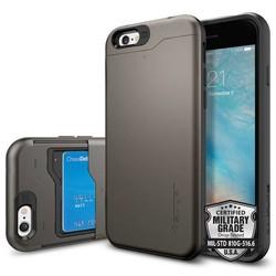 Spigen Slim Armor CS iPhone 6s case - gun metal