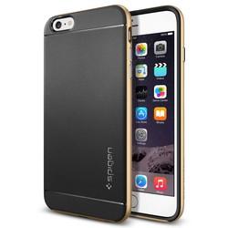 Spigen Neo Hybrid iPhone 6 Plus / 6s Plus case - Champagne Gold