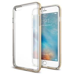 Spigen Neo Hybrid EX iPhone 6 Plus / 6s Plus case - Campagne Gold